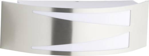 Außenwandleuchte Halogen E27 25 W Brilliant Simone 96191/82 Edelstahl