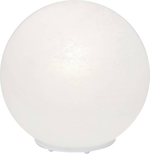 Tischlampe Halogen E27 60 W Brilliant Timo 51847/94 Alabaster