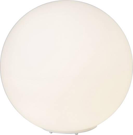 Tischlampe Halogen E27 60 W Brilliant Timo 51848/05 Weiß