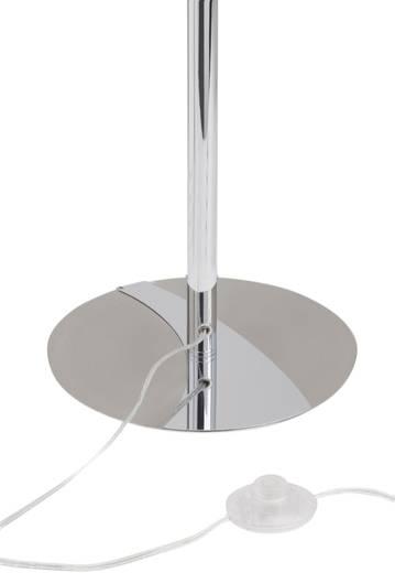 Stehlampe Halogen G9 99 W Brilliant Tiara G15659/13 Eisen, Weiß