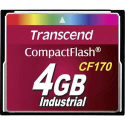 CF pamäťová karta, 4 GB, Transcend CF170 Industrial TS4GCF170