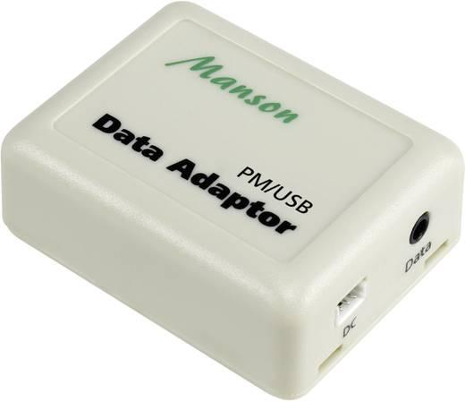 PM-USB USB-Schnittstellenadapter PM-USB, Passend für DC-Leistungsmessgerät PM-60V/20A