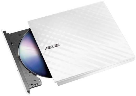 DVD-Brenner Extern Asus 90-DQ0436-UA221KZ Retail USB 2.0 Weiß