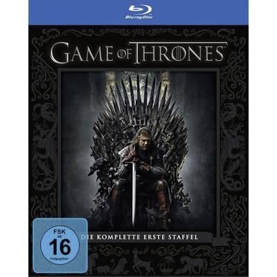 blu-ray Game of Thrones - Die komplette 1. Staffel (5 Disc´s) FSK: 16 Preisvergleich