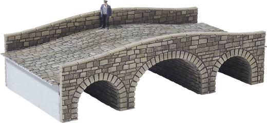 H0 Straßenbrücke (L x B x H) 150 x 43 x 81 mm MBZ 10149