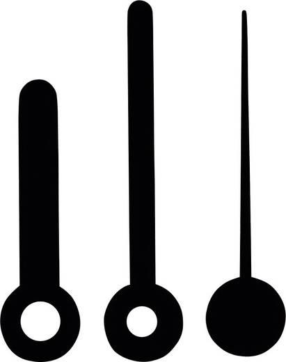 Zeigersatz Kunststoff schwarz Standard 38x40x30 Rund