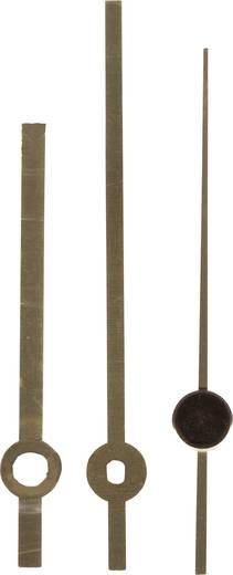 Zeigersatz Poliert/Standard Messing Messing Schlitz