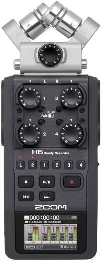 Mobiler Audio-Recorder Zoom H6 Pro Schwarz