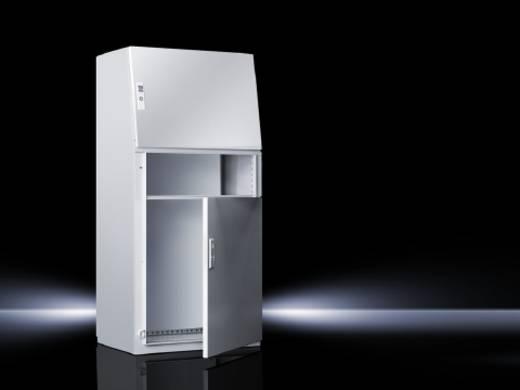 Standpult 600 x 1300 Stahlblech Licht-Grau Rittal TP 2695.500 1 St.