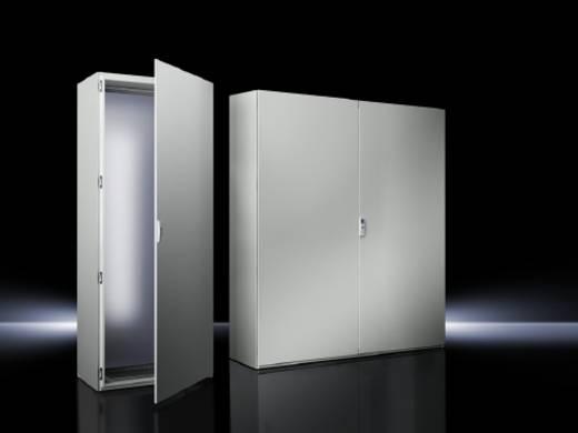 Schaltschrank 600 x 1800 x 400 Stahlblech Licht-Grau (RAL 7035) Rittal 5830.500 1 St.