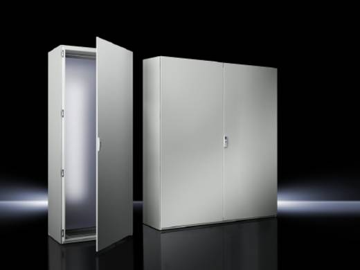 Schaltschrank 800 x 2000 x 400 Stahlblech Licht-Grau (RAL 7035) Rittal SE 8 5832.500 1 St.