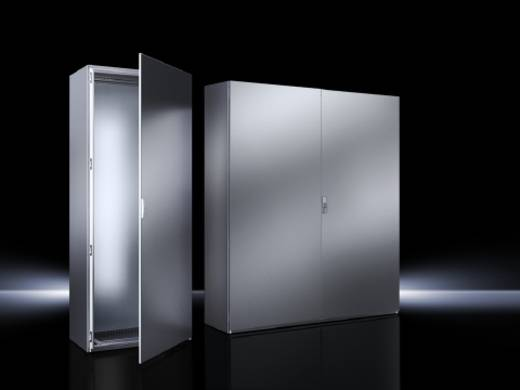 Installations-Gehäuse 800 x 2000 x 600 Edelstahl Grau Rittal SE8 5853.500 1 St.