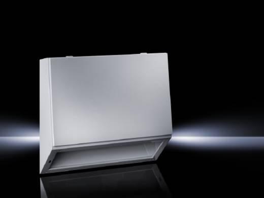 Pult-Gehäuse Oberteil 1200 x 700 x 240 Stahlblech Licht-Grau (RAL 7035) Rittal TP 6722.500 1 St.