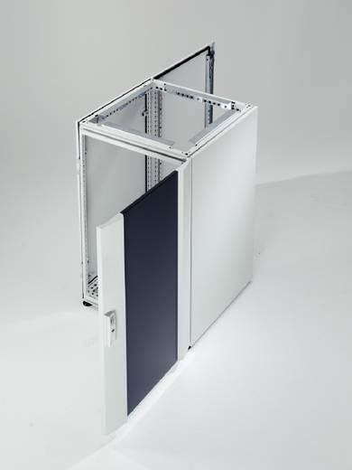 Schaltschrank 600 x 900 x 600 Stahlblech Licht-Grau (RAL 7035) Rittal IW 6900.100 1 St.