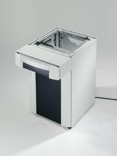 Schaltschrank 600 x 900 x 600 Stahlblech Licht-Grau (RAL 7035) Rittal IW 6900.400 1 St.