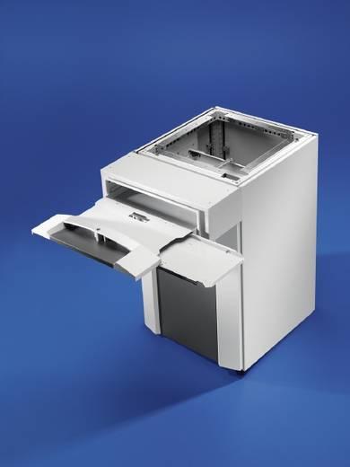 Schaltschrank 600 x 900 x 600 Stahlblech Licht-Grau (RAL 7035) Rittal IW 6900.410 1 St.