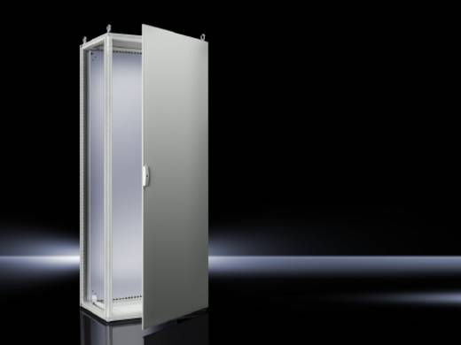 Schaltschrank 800 x 2000 x 600 Stahlblech Licht-Grau (RAL 7035) Rittal TS8 8806.500 1 St.