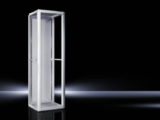 Schaltschrank 600 x 2000 x 600 Stahlblech Licht-Grau (RAL 7035) Rittal 8430.510 1 St.