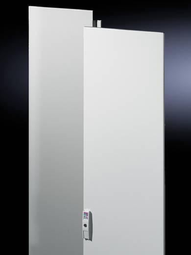 Nebentür mit Schloss Stahlblech Licht-Grau (RAL 7035) Rittal TS8 8801.450 1 St.
