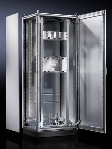 Schaltschrank 800 x 2000 x 800 Stahlblech Licht-Grau (RAL 7035) Rittal TS8 8808.750 1 St.