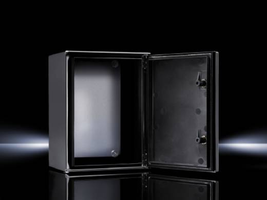 Installations-Gehäuse 800 x 1000 x 300 Kunststoff Graphitschwarz (RAL 9011) Rittal EX 9209.600 1 St.