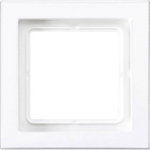 Jung LS-Design Rahmen LSD 981 WW 1-fach weiß