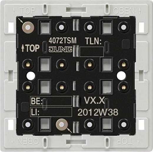 Jung KNX-Tastsensor-Modul mit integriertem Busankoppler, 2-fach, Standard