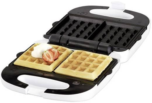 Sandwich-Toaster Multifunktion Trisa Best Snack Weiß
