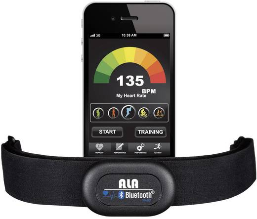Brustgurt Alatech Smartrunner Bluetooth