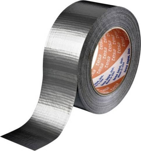 Gewebeklebeband tesa tesa® Duct tape Silber (L x B) 50 m x 48 mm Kautschuk Inhalt: 1 Rolle(n)
