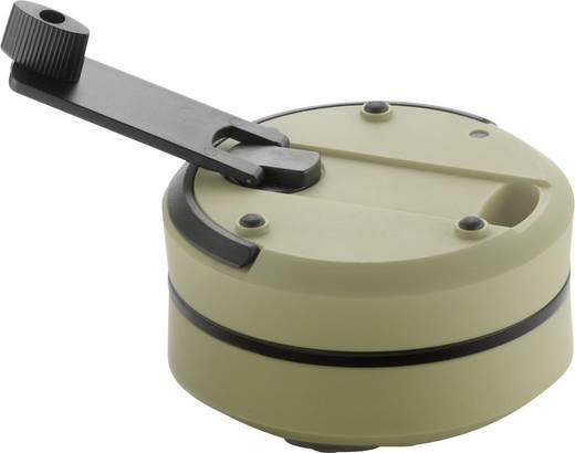 LED Camping-Leuchte Ampercell Monica dynamobetrieben 168 g Oliv-Grün 10429