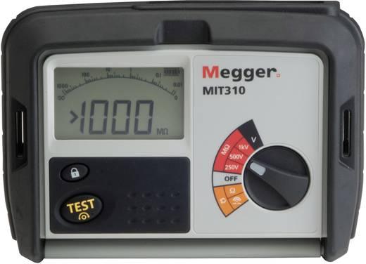 Megger MIT310 250 V, 500 V, 1000 V 0.01 - 999 MΩ CAT III / 600 V