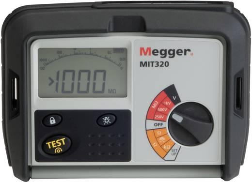 Megger MIT330 Isolationsmessgerät, 250 V, 500 V, 1000 V 0.01 - 999 MΩ CAT III / 600 V