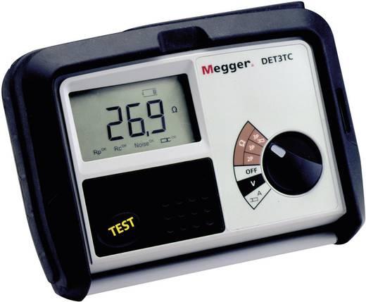 Megger DET3TC Erdungsmesser, Erdwiderstandsmessgerät, DIN VDE 0413-5, EN61557-5, CAT IV / 100 V
