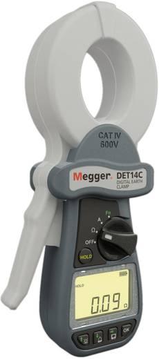 Megger DET14C Erdungsmesser, Erdwiderstandsmessgerät, DIN VDE 0413-5, EN61557-5 CAT IV / 600 Volt