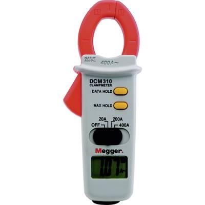 Megger DCM310 Stromzange, Hand-Multimeter digital CAT III 600 V Anzeige (Counts): 2000 Preisvergleich