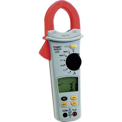Megger DCM340 Stromzange, Hand-Multimeter digital CAT III 600 V Anzeige (Counts): 4000 Preisvergleich