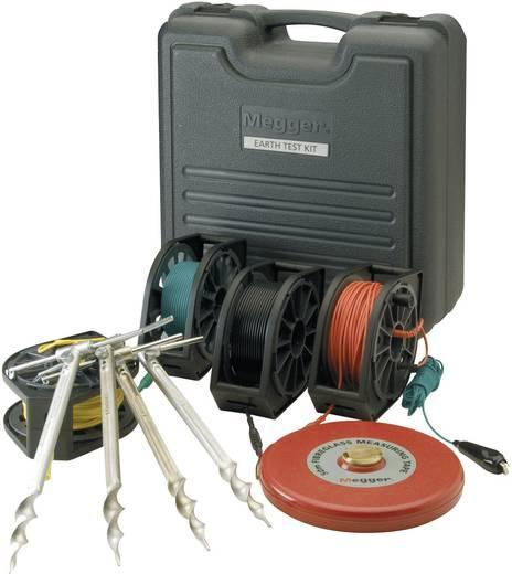Megger 6320-245 Professionelles Erdungmess-Set im Koffer, Passend für (Details) MFT1835 und DET3TC. 6320-245