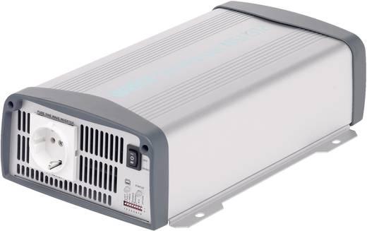 Wechselrichter Waeco SinePower MSI1324 1300 W 24 V/DC Fernbedienbar Schraubklemmen Schutzkontakt-Steckdose