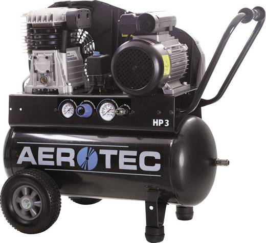 Druckluft-Kompressor 50 l Aerotec 420-50 TECHLINE