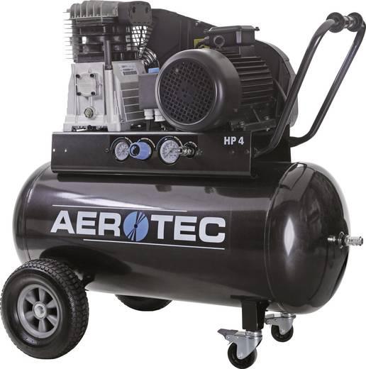 Druckluft-Kompressor 90 l Aerotec 600-90 TECHLINE