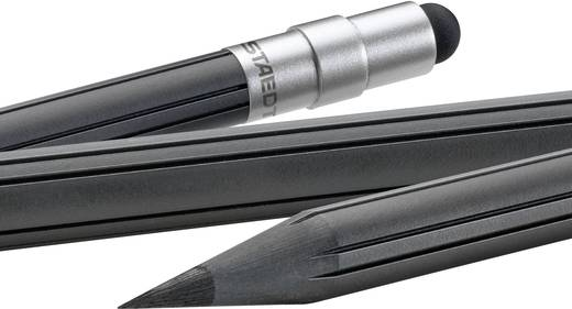 Staedtler The Pencil 3er Set Stylus + Bleistift mit Spitz- und Radierfunktion