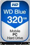Interne Festplatte 6.35 cm (2.5 Zoll) 320 GB We...
