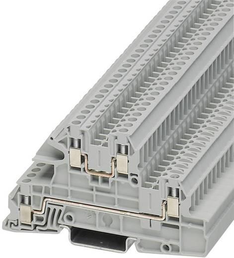 Installationsetagenklemme UTI UTI 2,5-L/L Phoenix Contact Grau Inhalt: 1 St.