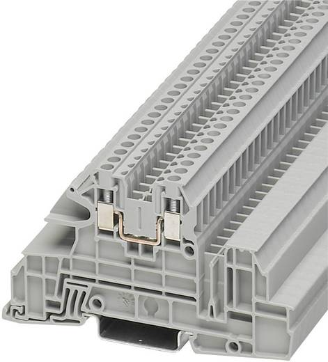 Installationsetagenklemme UTI UTI 2,5-L Phoenix Contact Grau Inhalt: 1 St.