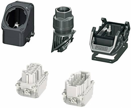 Steckverbinder-Set mit Push-In Anschluss HC-EVO-B10PT-BWD-HL-M25-PLRBK Phoenix Contact Inhalt: 1 St.