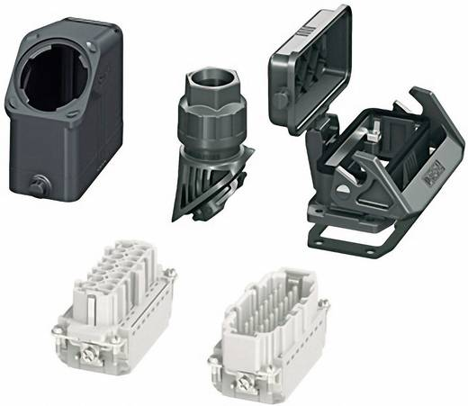 Steckverbinder-Set mit Push-In Anschluss HC-EVO-B16PT-BWSC-HH-M25-PLRBK Phoenix Contact Inhalt: 1 St.