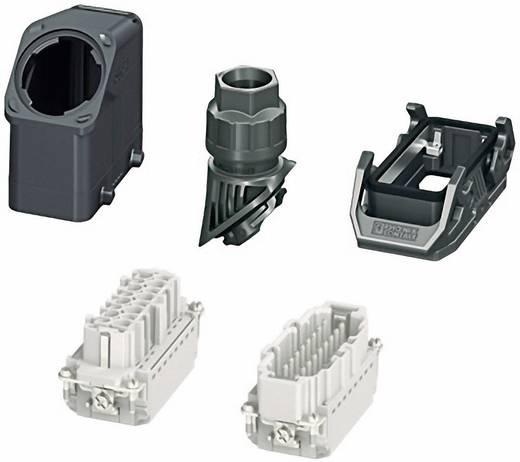 Steckverbinder-Set mit Push-In Anschluss HC-EVO-B16PT-BWD-HH-M25-PLRBK Phoenix Contact Inhalt: 1 St.