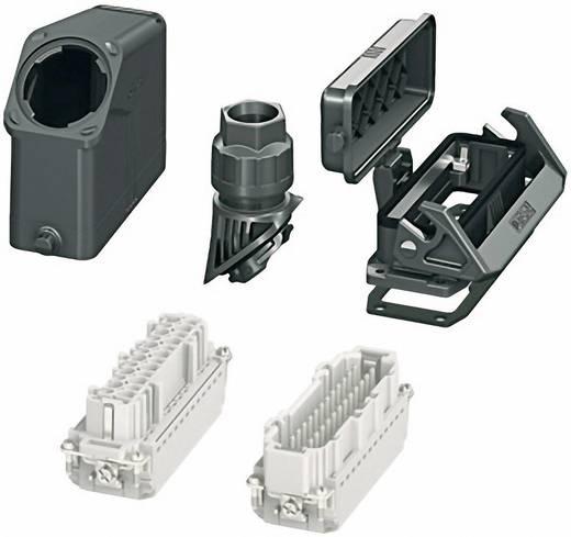Steckverbinder-Set mit Push-In Anschluss HC-EVO-B24PT-BWSC-HH-M32-PLRBK Phoenix Contact Inhalt: 1 St.