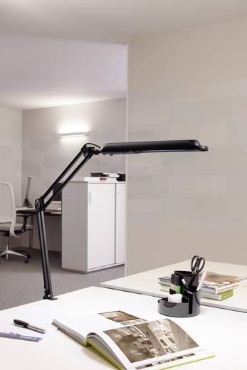 LED-Klemmleuchte 9 W Tageslicht-Weiß Maul MAULantlantic 8203590 Schwarz